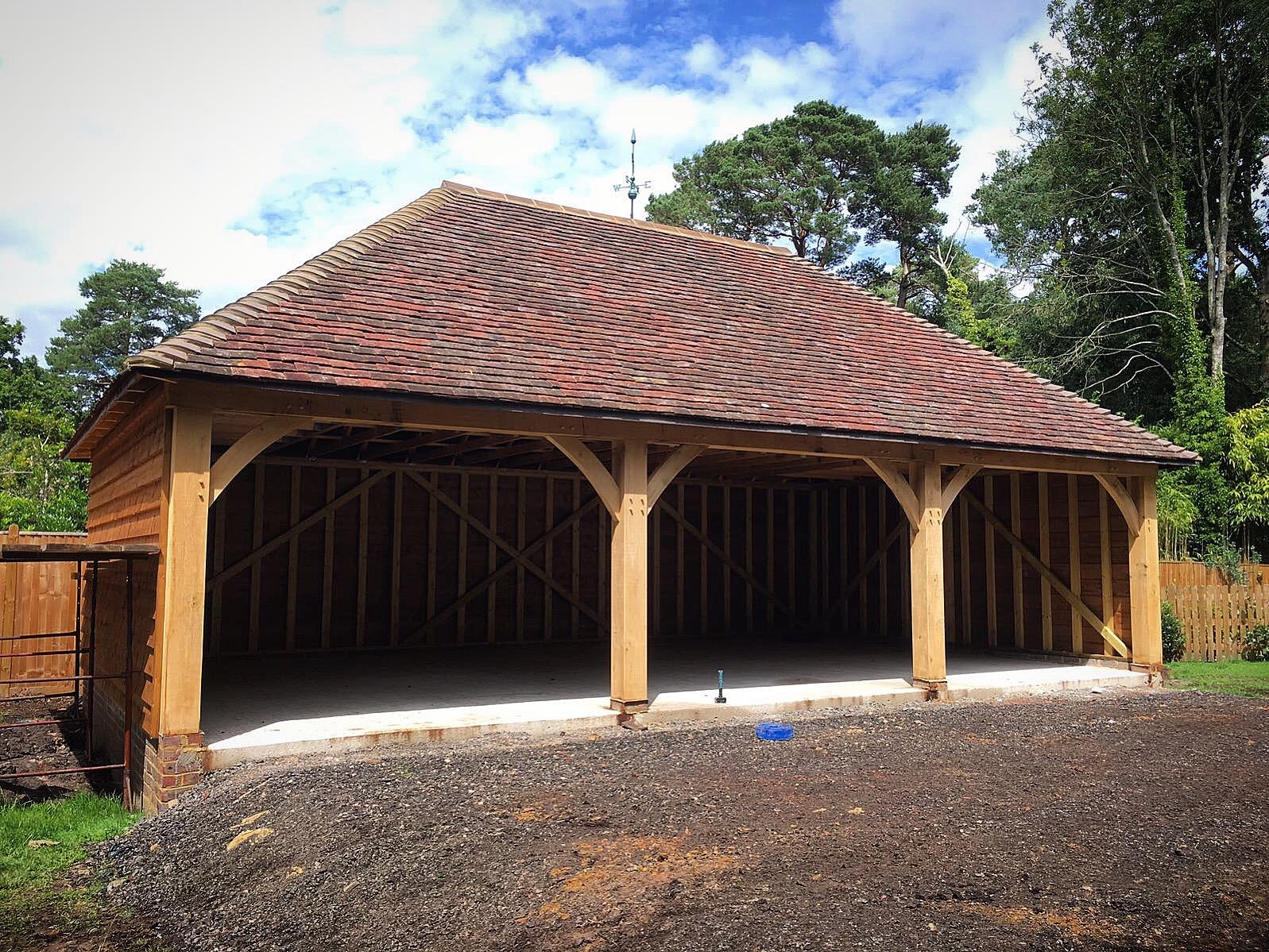 Shed Roof Timber Frame Carport Carport Ideas